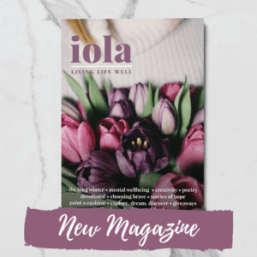 iola mag first one