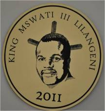Coin: Kingdom of Swaziland