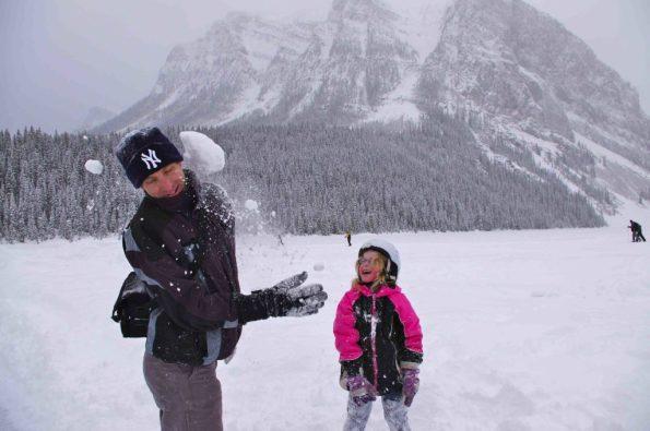 Ice Magic at Lake Louise