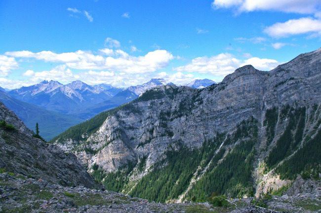 Mount Norquay Summit Ridge
