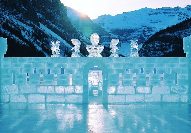 ice magic ice castle