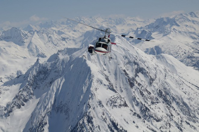 best heli-skiing video ever