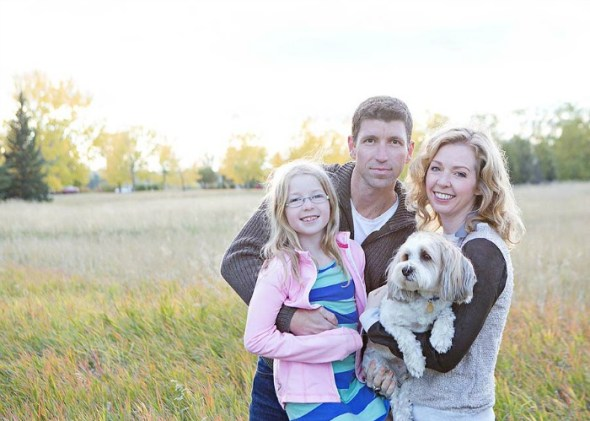 What the average Canadian family looks like