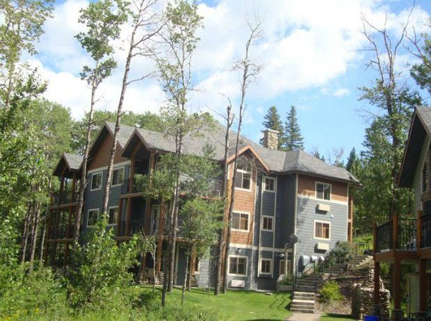 mountain hotel