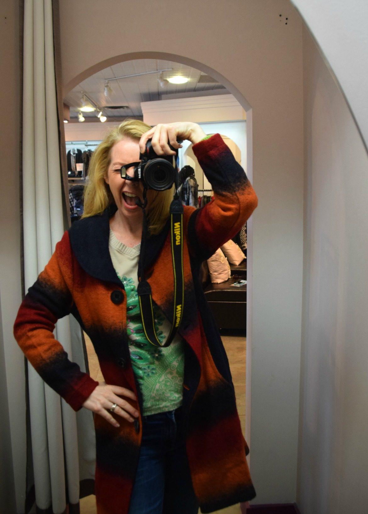 Jody Robbins selfie