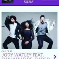 Jody Watley and Shalamar Reloaded. Harrah's Atlantic City 2016