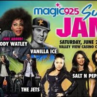 Jody Watley. Today in San Diego. SummerJam