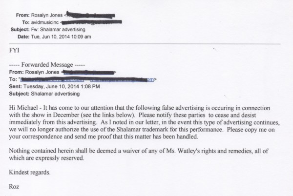 Jody Watley Speaks Out. An Open Letter To Those It May ...