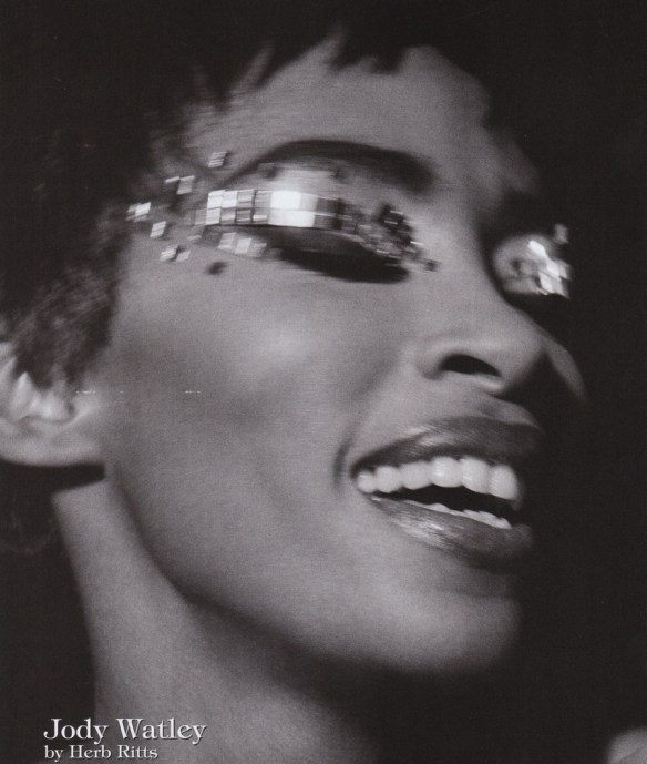 Jody Watley. The Historic Black Issue, VOGUE Italia July, 2008
