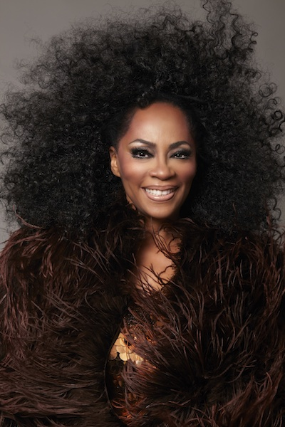 Jody Watley: Photography Albert Sanchez, Makeup: Billy B.