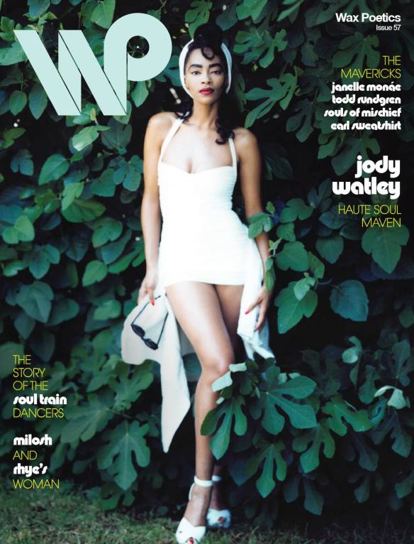 Jody Watley Wax Poetic sCover Issue 57 2013