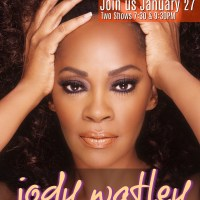 Saturday Greetings. Jody Watley Update