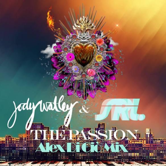Jody Watley & SRL The Passion Alex Di Cio Mix Art 2