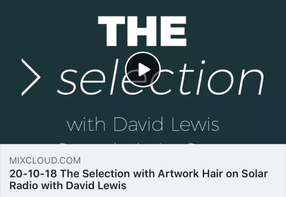 The Selection with David Lewis