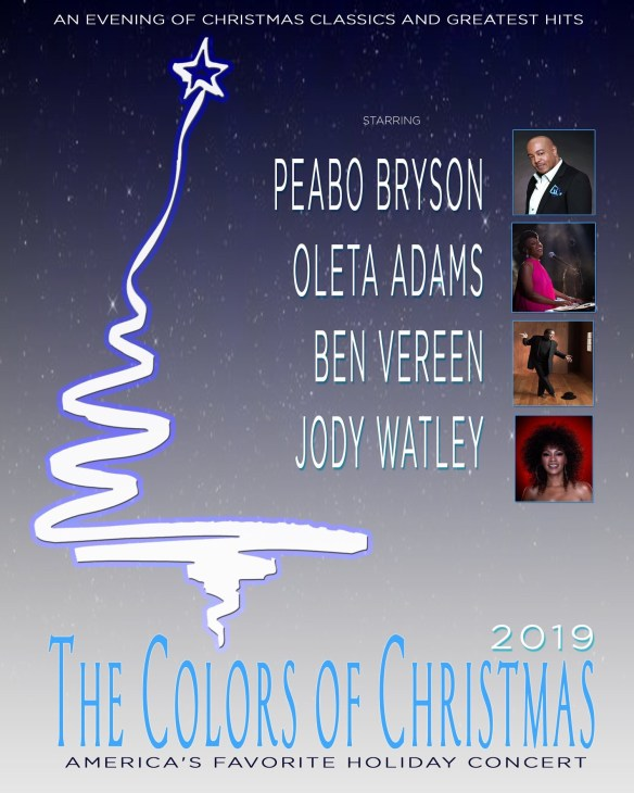 The Colors of Christmas Tour 2019