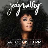 Jody Watley Set To Appear in First San Antonio Texas Concert.