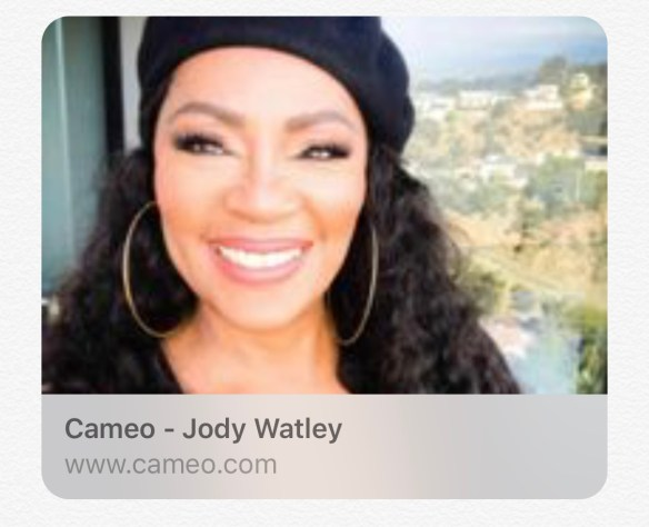 Jody Watley - Cameo