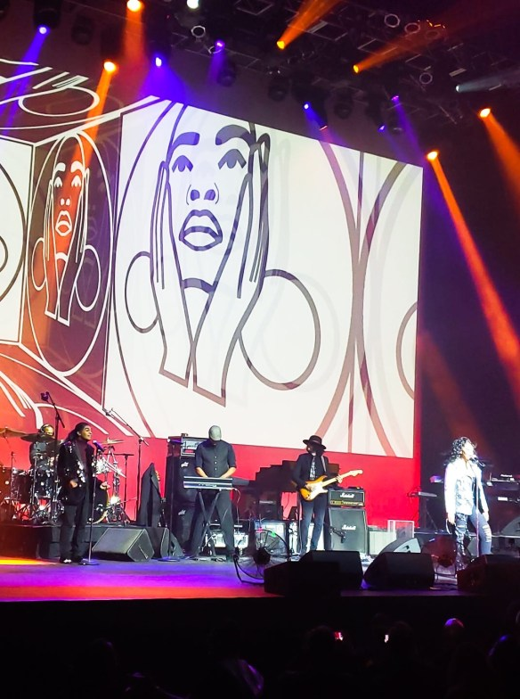 Jody Watley Solo Debut Intro Sound Board Live 2019