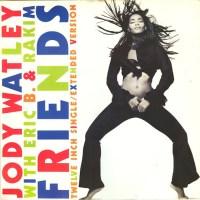 "Jody Watley featuring Eric B and Rakim ""Friends"" Reach A Milestone and Ten Songs That Kicked Off R&B Rap Collaborations"