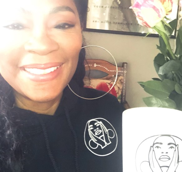 jody watley coffee mug and hoodie signature hoops