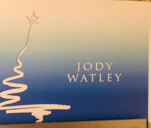 Jody Watley COC 2019 Dressing Room