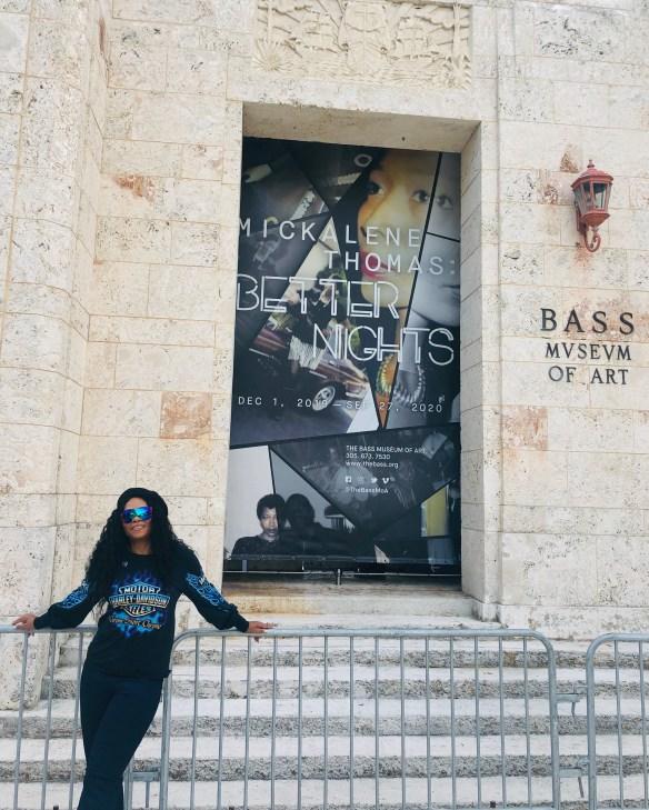 Jody Watley Exterior Bass Museum