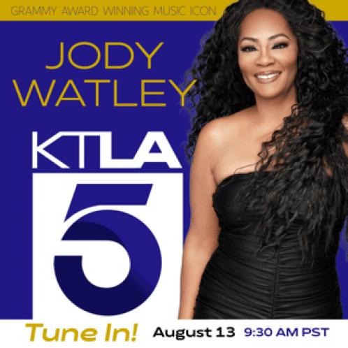Jody Watley KTLA 5 2020