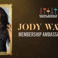 Grammy Winner Jody Watley Inaugural Membership Ambassador to National Museum of African American Music In Nashville.