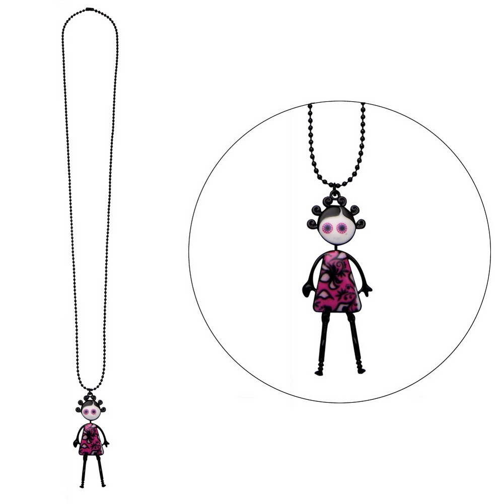 Wholesale Shop for Necklace With A Pendant Dolly Dancing