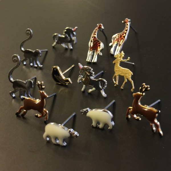 Animals - tiny studs create a mad menagerie of all creatures