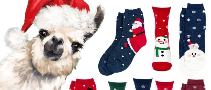 Christmas Socks Special - secure your stock now