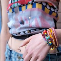 bracelets and bangles - mix it up with multiple styles