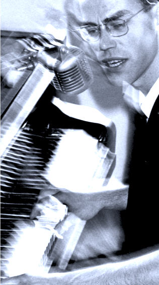 Joe am Klavier – 80er Jahre