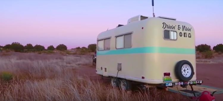 The Top 3 RV YouTube Channels. Olivia and Kyle spend a lot of time boondocking and staying off grid, without shore power. A lot of the time, their camp sites look like this