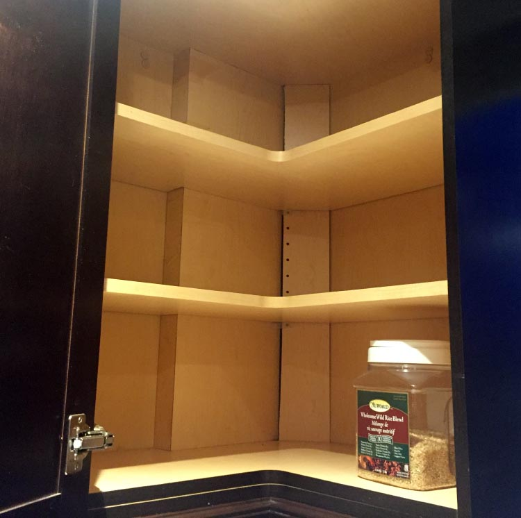 How To Start Your RV Living Adventure: Tips for Down-Sizing and Getting Organized. We now have almost empty kitchen cupboards!