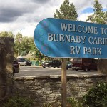 Review of the Burnaby Cariboo RV Park, Near Vancouver