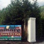 Review of Anmore Camp and RV Park, Near Vancouver.