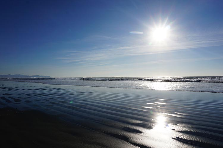 The area around Fort Stevens is full of stunningly beautiful beaches
