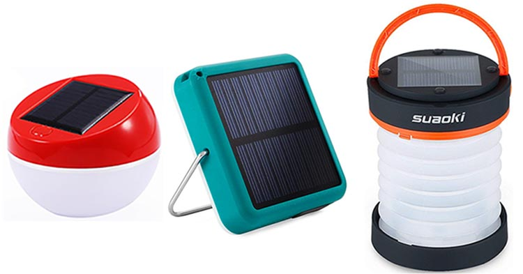 Simple RV Upgrades: Three Solar Lights for RV Living Compared - Video and post. We started by testing out three different solar lights: the Solar Station Table Lamp vs. the BioLite Lantern vs. the Suaoki Camping Lantern