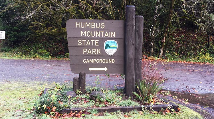 Review and Video of Humbug Mountain State Park, near Port Orford, Southern Oregon Coast