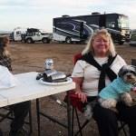 Day 2 of our RV Caravan Trip with Baja Winters: Rancho Sordo Mudo RV Park, Guadalupe Valley, to El Pabellón RV Park, Baja California, Mexico
