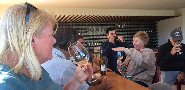 """The tour guide at Domecq was excellent, and knowledgeable. First he conducted a wine tasting with us, and then he took us on an impressive tour of the wine museum """"La Mezquita"""""""