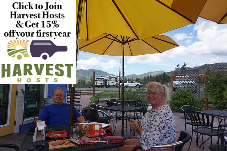 How to Get Free RV Camping with Harvest Hosts. Click here to join Harvest Hosts and get 15% off your first year's membership