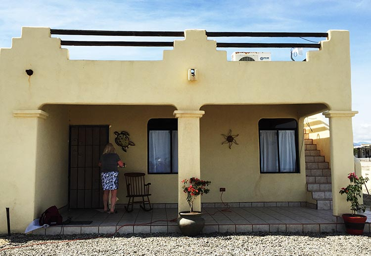 How RV Travelers Can Try to Stay Safe from the COVID-19 Virus. We are currently at our new casita on El Dorado Ranch, San Felipe, Baja California, Mexico.