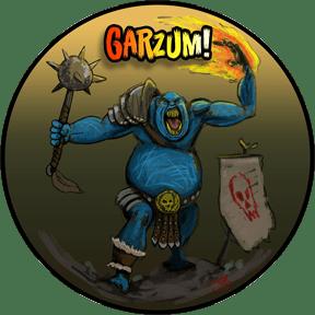Garzum! Ogre Mage