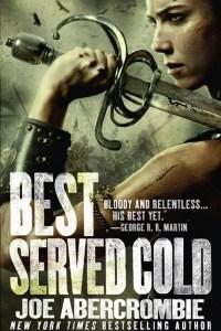 Best Served Cold - US Paperback