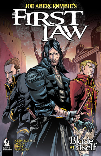 The First Law Comic Series - Issue #1