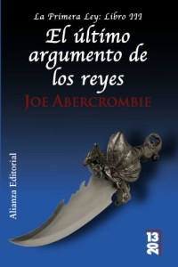 Last Argument of Kings - Spanish Paperback