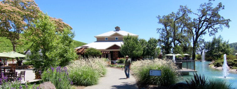 Sonoma Valley, Kenwood, CA. The Kunde Family Winery was our favorite, the property was magnificent.