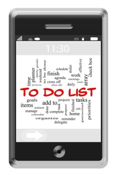 canstockphoto18287648 - to do list